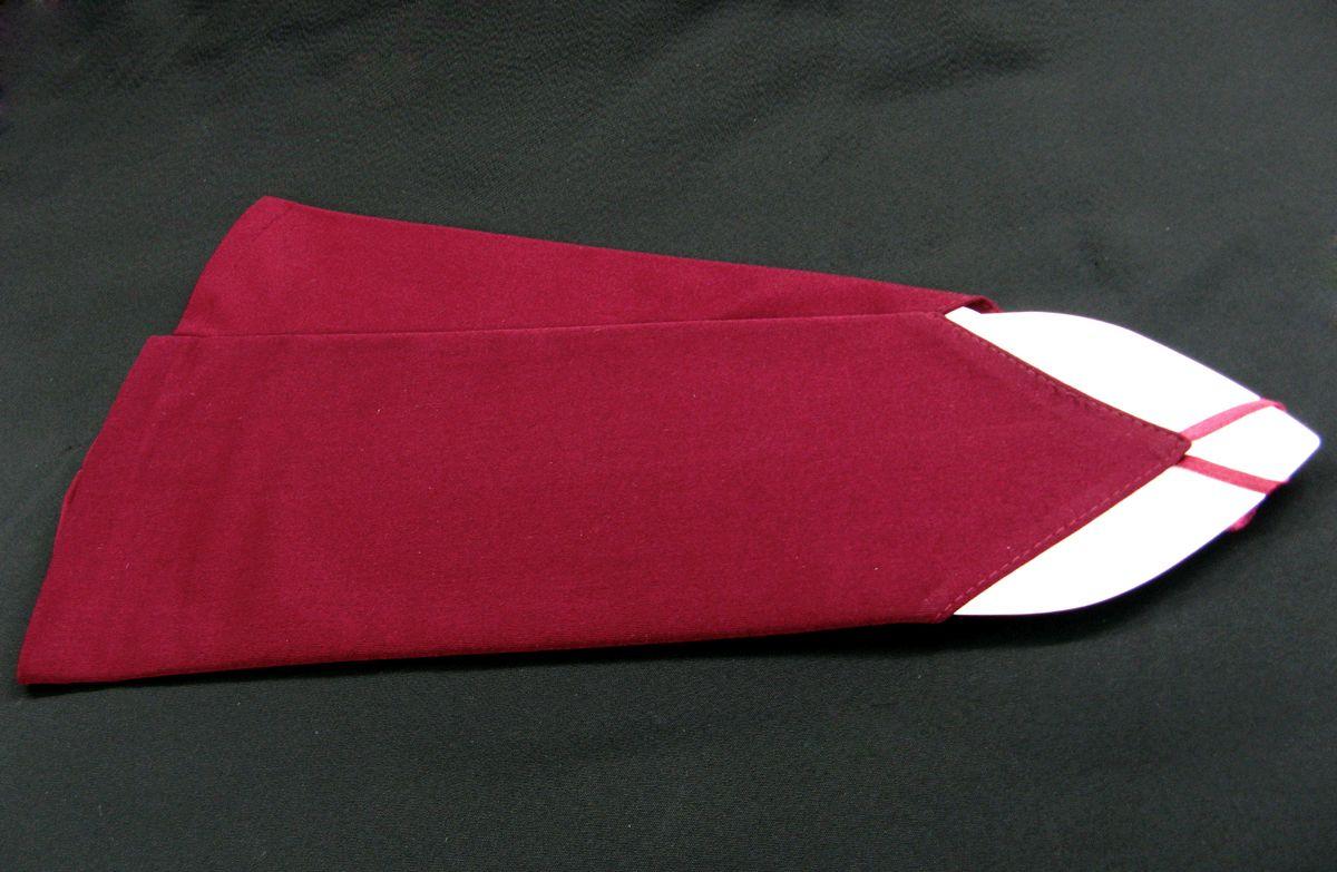 Handschuhe bordeaux, Spandex, 29cm