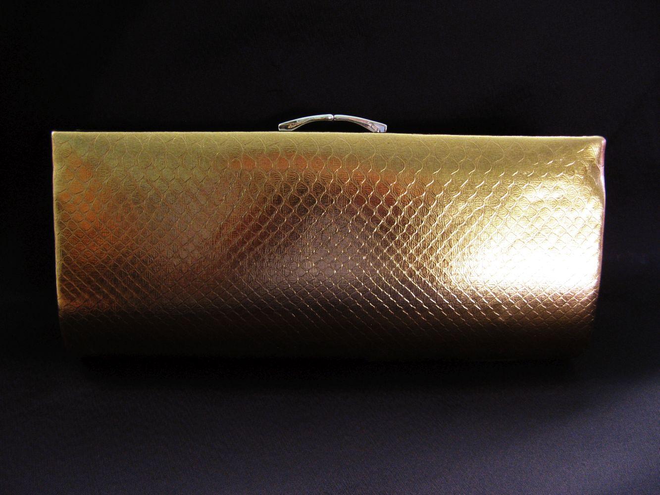 Tasche kupfergold